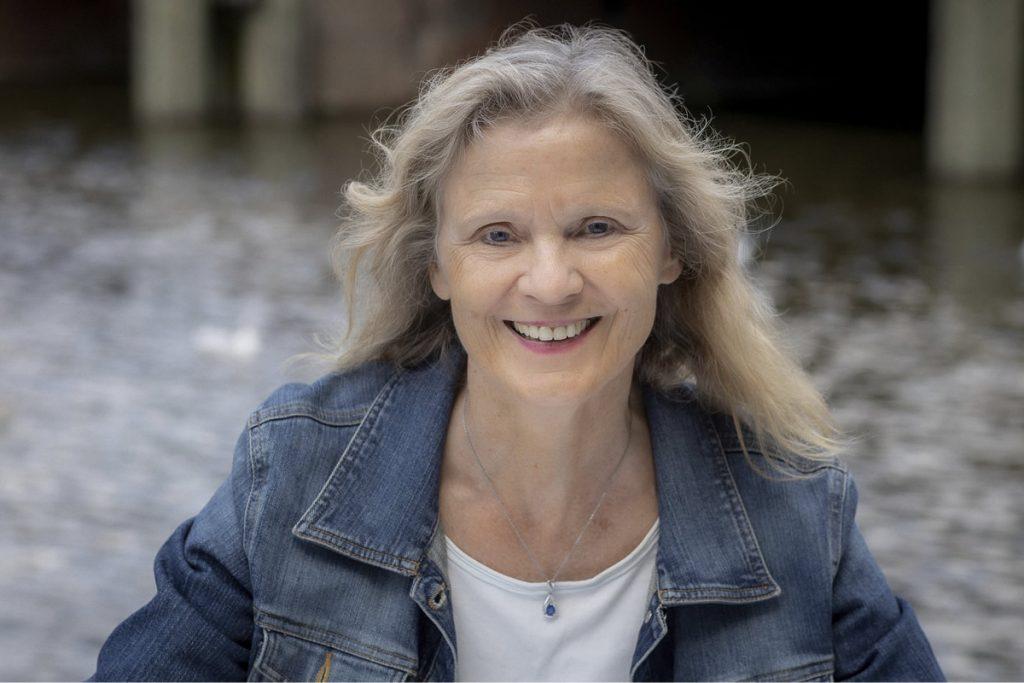 Cornelia Franz, Foto: Arne Vollstedt