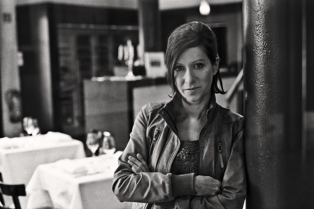Julia Ditschke, Foto: Thomas Duffé